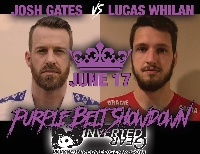 Submission Series PRO: Purple Belt Showdown Logo