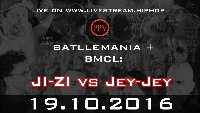 BMCL 19Oct16: München JI-ZI vs JEY-JEY Logo