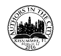 Authors in the City Book Signing Event Logo