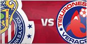SúperCopaMX: Chivas vs. Veracruz Logo
