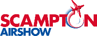 Scampton Airshow 2017 Day 1 Saturday Live Logo