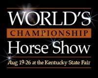 2017 World Championship Horse Show Finals - SATURDAY, AUGUST 26 Logo