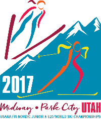 NORDIC COMBINED HS100m/10km Logo