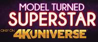 Model Turned Superstar Logo