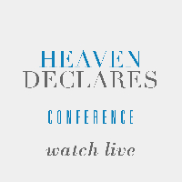 2016 Heaven Declares Session 5: Jamie Galloway and Andy Squyres Logo