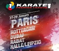Karate 1 - Premier League Paris 2017 Logo