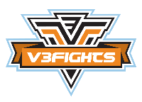 V3Fights 61: Live From Tampa Logo