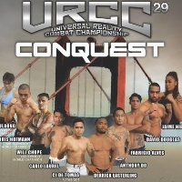 URCC 29 CONQUEST Logo
