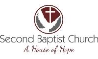 Second Baptist Live Logo