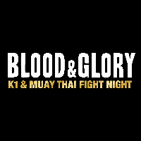 Blood and Glory - 12th Nov Logo
