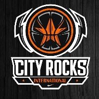 City Rocks International Girls Basketball  Poland/Lithuania/USA Logo