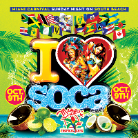 Sunday Live at Midnight from MANGOS SOUTH BEACH - Carnaval Party Logo