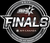 2017 AIHL Finals presented by Air Canada Logo