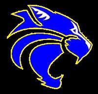 Dubuque Senior Rams vs Davenport North Wildcats Logo