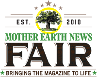Mother Earth News Lunch Hour Live! Logo