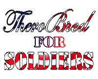 TheroBred For Soldiers 24/7 365 LIVE Charity Event PPV Logo