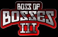 Boss of Bosses 3: Day 1 (open) Logo