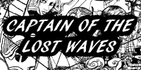 Captain Of The Lost Waves Album Launch Logo