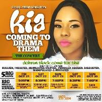 Kia Come to Drama Them! Logo