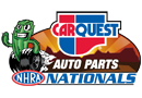 CARQUEST Auto Parts Nationals, Wild Horse Pass Motorsports Park, AZ Logo
