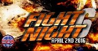 HKA Fight Night 6 Logo