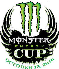 [Replay] 2016 Monster Energy Cup LIVE from Las Vegas, NV. Logo