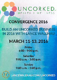 Convergence 2016: Build an Uncorked Business [Replay] Logo