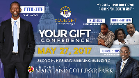 Your Gift Conference 2017 Logo