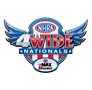 NHRA Four-Wide Nationals, zMAX Dragway, Concord, NC Logo