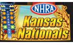 NHRA Kansas Nationals, Heartland Park Topeka, Topeka, KS - Sunday Logo