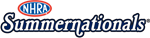 NHRA Summernationals, Englishtown NJ - Sunday Logo