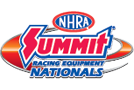 Summit Racing Equipment NHRA Nationals, Norwalk, OH - Friday Logo
