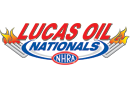 Lucas Oil NHRA Nationals, Brainerd, MN - Saturday - AUDIO Only Logo