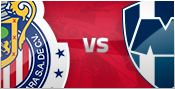 Chivas vs Monterrey  (USA only, solo comentaristas ) Logo