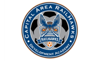 Capital Area RailHawks U18 USSDA vs NC Fusion U18 USSDA Logo