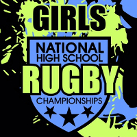 Girls National High School Rugby Championship WEEKEND PASS live stream Logo