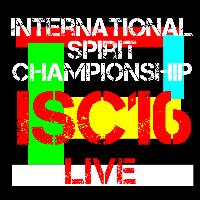 International Spirit Championship Logo