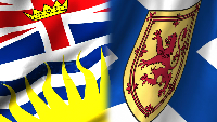 LIVE: Nova Scotia vs British Columbia | August 25th, 2017 Logo