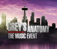 Grey's Anatomy -- The Music Event: Part 2 Logo