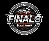 2017 AIHL Finals presented by Air Canada (Grand Final) Logo