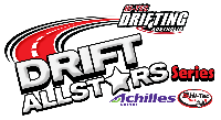 2016 Hi-Tec Drift Allstars - Round 3 Logo