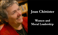 Joan Chittister: Women and Moral Leadership [Replay] Logo