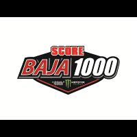 2016 SCORE Baja 1000 Logo