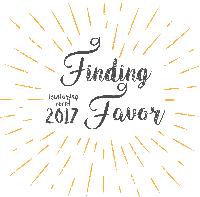 Finding Favor 2017 Logo