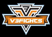 V3Fights 59 - Taylor Vs. Marsh Logo