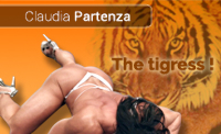 Claudia Partenza live Show Logo