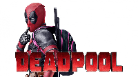 DeadPool (2016) Logo