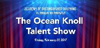 2017 Ocean Knoll Talent Show Logo