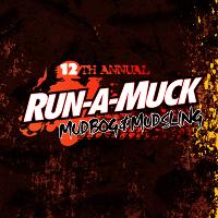 12th Annual Run-A-Muck Mud Logo