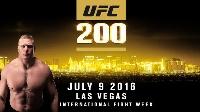 UFC 200 Live Stream Logo